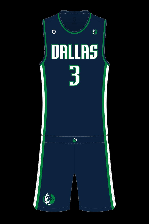 Dallas Mavericks Away