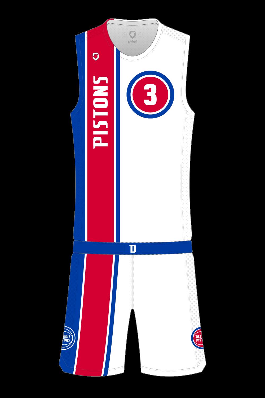 Detroit Pistons Alternate