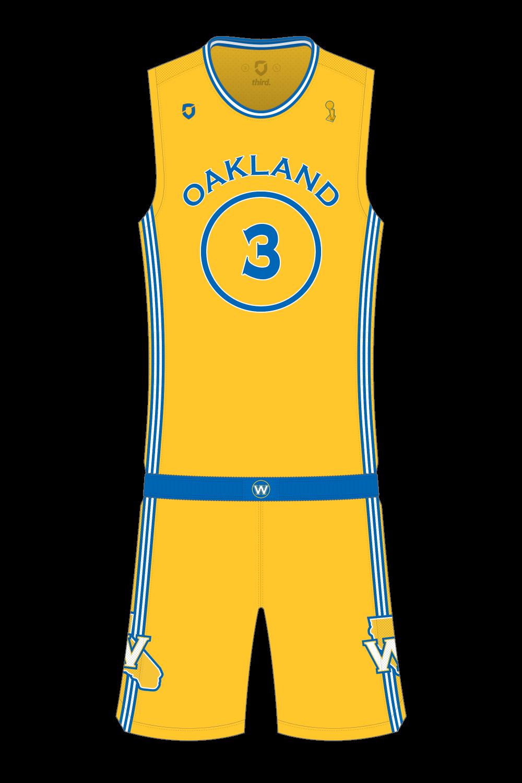 Golden State Warriors Alternate