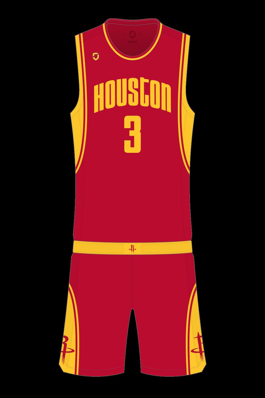 Houston Rockets Away