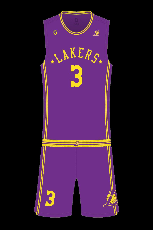 Los Angeles Lakers Alternate