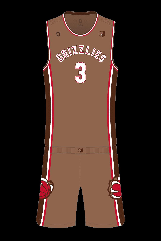 Memphis Grizzlies Away