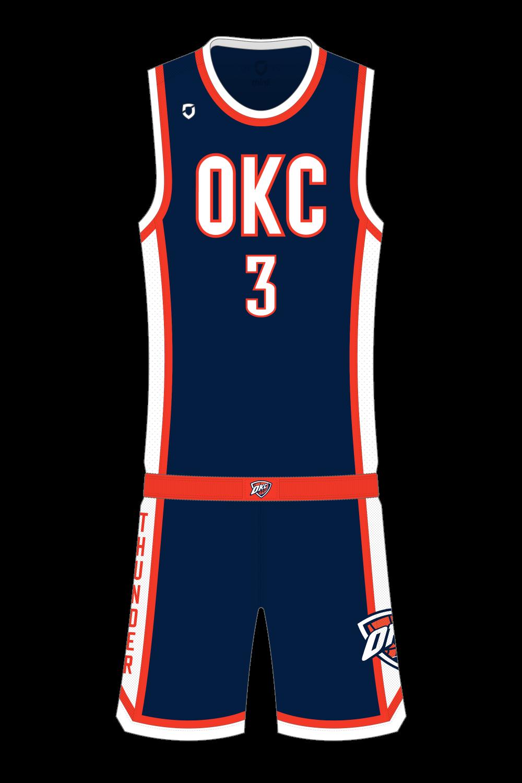 Oklahoma City Thunder Away