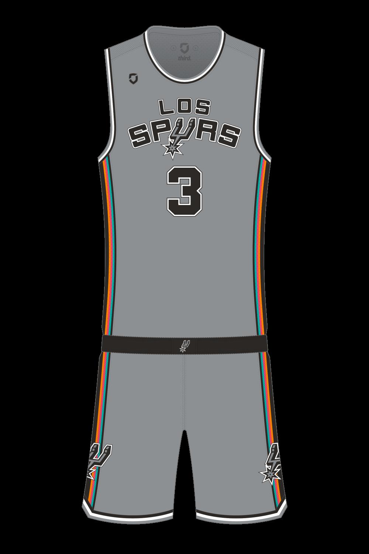 San Antonio Spurs Alternate