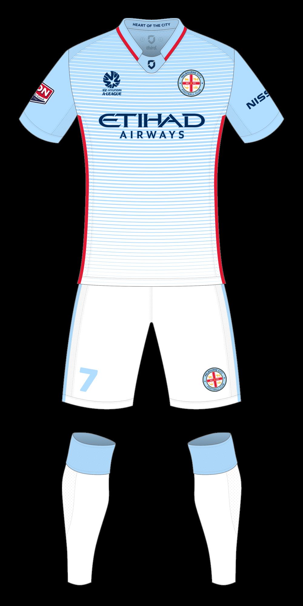 Melbourne City FC Home