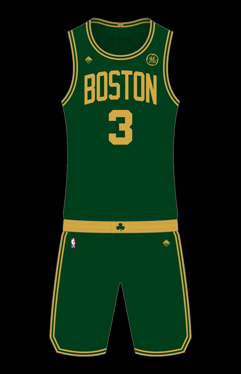 Boston Celtics Statement Edition