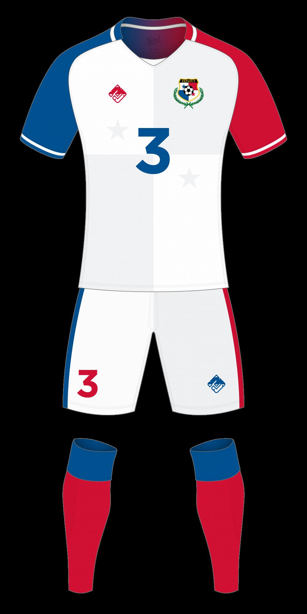 Panama World Cup 2018 concept